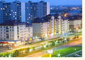 Отзыв: Город Нижневартовск (Россия, Тюменская область) - красивенный город добрых людей.